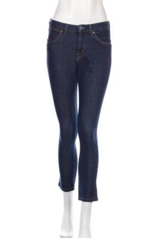 Dámské džíny  Wrangler, Velikost S, Barva Modrá, 56% bavlna, 44% polyester, Cena  550,00Kč