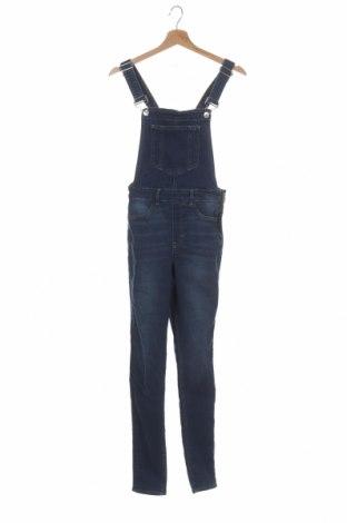 Γυναικεία τζίν σαλοπέτα H&M Divided, Μέγεθος S, Χρώμα Μπλέ, 83% βαμβάκι, 16% πολυεστέρας, 1% ελαστάνη, Τιμή 13,19€