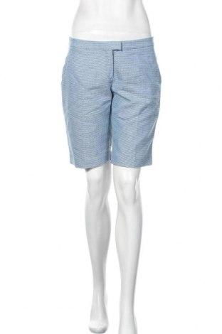 Дамски къс панталон Axara, Размер M, Цвят Син, 57% памук, 43% полиестер, Цена 18,11лв.