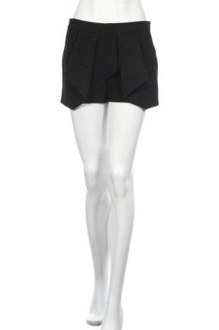 Дамски къс панталон Zara, Размер S, Цвят Черен, Цена 23,10лв.
