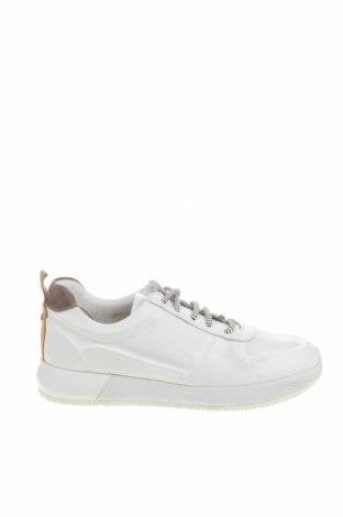 Дамски обувки Fred de la Bretoniere, Размер 40, Цвят Бял, Естествена кожа, Цена 156,75лв.