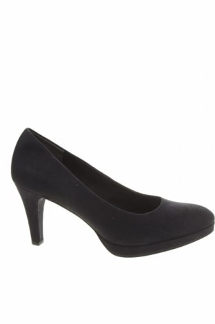 Дамски обувки Marco Tozzi, Размер 40, Цвят Син, Текстил, Цена 19,49лв.