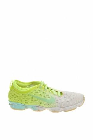 Γυναικεία παπούτσια Nike, Μέγεθος 39, Χρώμα Πράσινο, Κλωστοϋφαντουργικά προϊόντα, Τιμή 31,55€