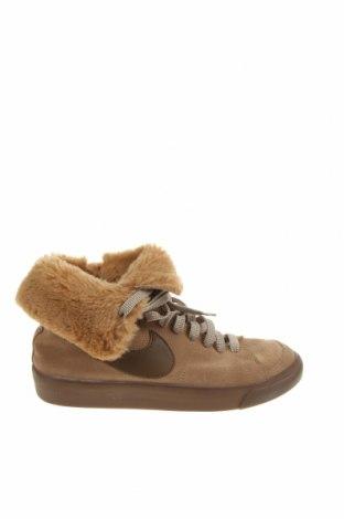 Dámské boty  Nike, Velikost 37, Barva Béžová, Přírodní velur , Cena  861,00Kč