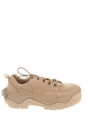 Dámské boty  Pull&Bear, Velikost 37, Barva Béžová, Textile , Cena  641,00Kč