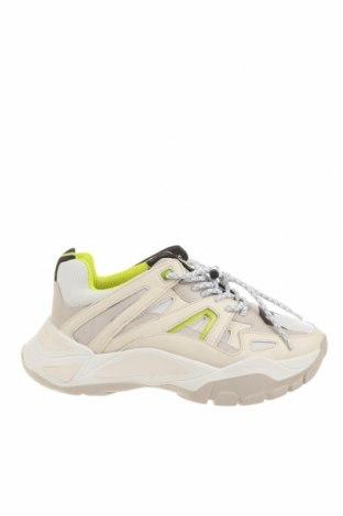 Dámské boty  Pull&Bear, Velikost 39, Barva Vícebarevné, Eko kůže, textile , Cena  566,00Kč