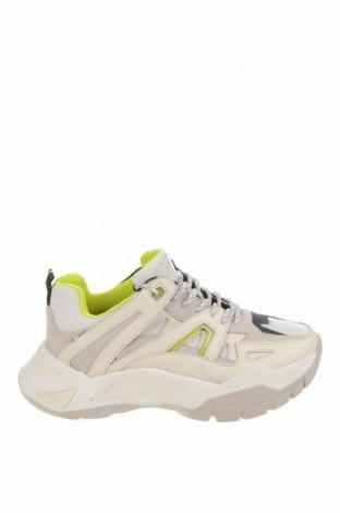 Дамски обувки Pull&Bear, Размер 40, Цвят Многоцветен, Еко кожа, Цена 37,17лв.
