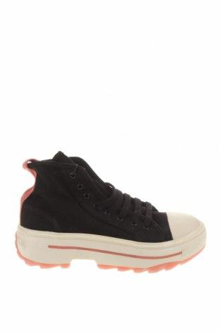 Încălțăminte de damă Zara, Mărime 40, Culoare Negru, Textil, Preț 160,37 Lei