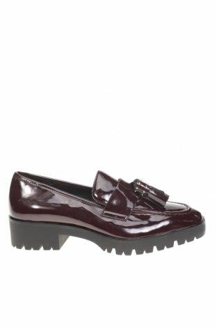 Încălțăminte de damă Zara, Mărime 36, Culoare Maro, Piele ecologică, Preț 124,83 Lei