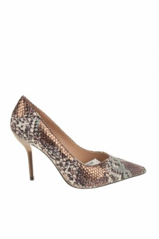 Дамски обувки Zara, Размер 36, Цвят Многоцветен, Естествена кожа, Цена 81,75лв.