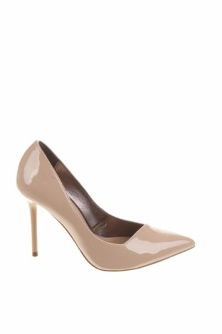 Дамски обувки Zara, Размер 36, Цвят Розов, Еко кожа, Цена 44,25лв.