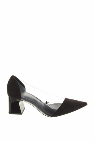 Dámské boty  Zara, Velikost 38, Barva Černá, Textile , polyurethane, Cena  556,00Kč