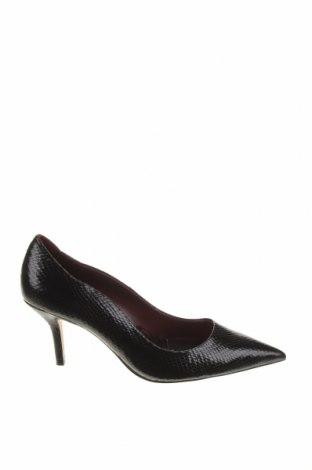Încălțăminte de damă Zara, Mărime 38, Culoare Negru, Piele ecologică, Preț 102,14 Lei