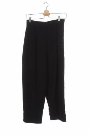 Дамски панталон COS, Размер XS, Цвят Черен, 92% полиестер, 8% еластан, Цена 37,40лв.