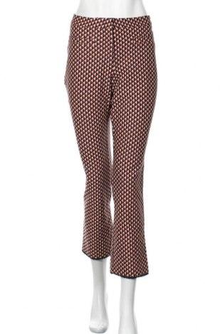 Дамски панталон Cambio, Размер L, Цвят Многоцветен, 97% полиамид, 3% еластан, Цена 42,53лв.