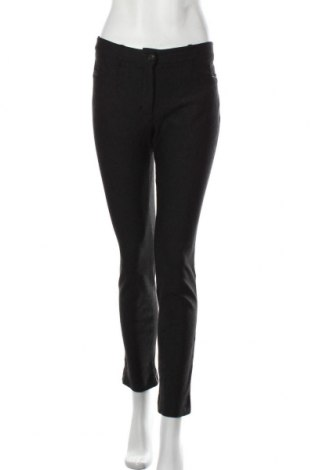 Дамски панталон Cambio, Размер L, Цвят Сив, 69% вискоза, 25% полиамид, 6% еластан, Цена 49,35лв.