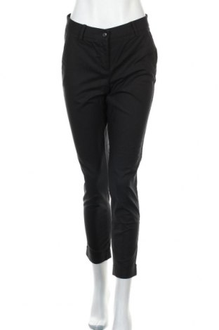 Дамски панталон Cambio, Размер S, Цвят Черен, 96% памук, 4% еластан, Цена 22,56лв.