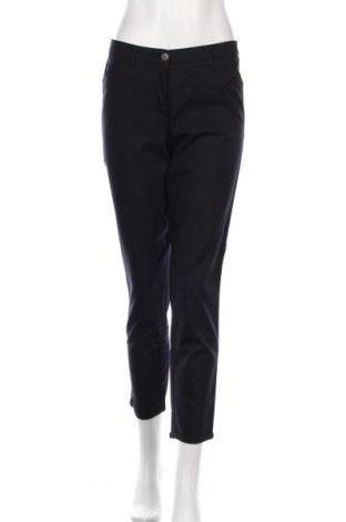 Дамски панталон Cambio, Размер S, Цвят Син, 98% памук, 2% еластан, Цена 22,08лв.