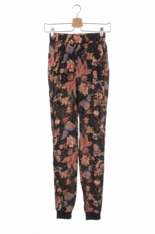 Дамски панталон Desigual, Размер XS, Цвят Многоцветен, 91% вискоза, 9% полиестер, Цена 37,25лв.