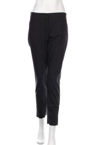 Γυναικείο παντελόνι Gerry Weber, Μέγεθος M, Χρώμα Μαύρο, 69% βαμβάκι, 28% πολυαμίδη, 3% ελαστάνη, Τιμή 19,49€