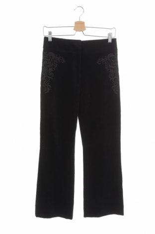 Дамски панталон Karen Millen, Размер S, Цвят Черен, 95% памук, 5% еластан, Цена 37,80лв.