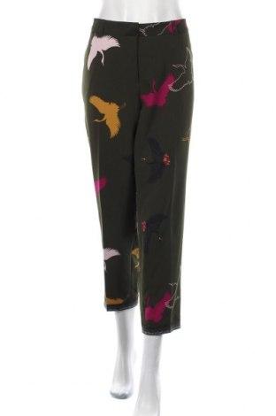 Dámské kalhoty  S.Oliver, Velikost XL, Barva Zelená, 88% polyester, 12% elastan, Cena  913,00Kč