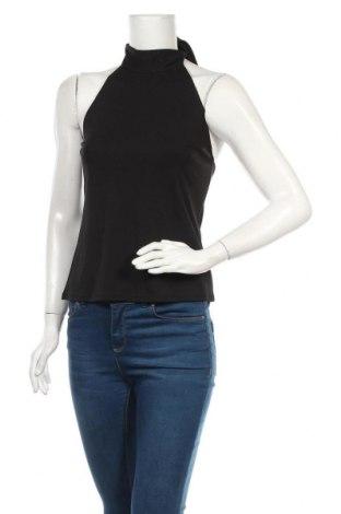 Γυναικείο αμάνικο μπλουζάκι Banana Republic, Μέγεθος M, Χρώμα Μαύρο, 60% βισκόζη, 40% πολυεστέρας, Τιμή 7,52€