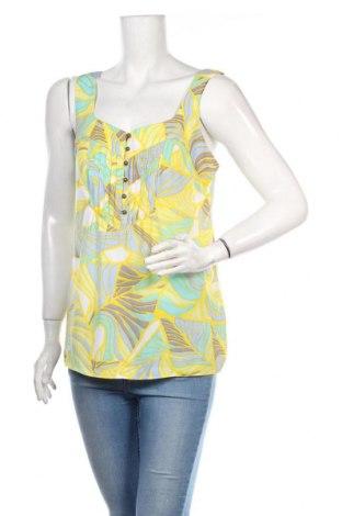 Γυναικείο αμάνικο μπλουζάκι Banana Republic, Μέγεθος M, Χρώμα Πολύχρωμο, Πολυεστέρας, Τιμή 9,50€