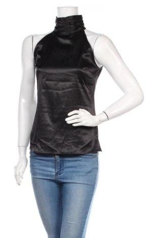 Дамски потник Zara, Размер M, Цвят Черен, 93% полиестер, 7% еластан, Цена 27,00лв.