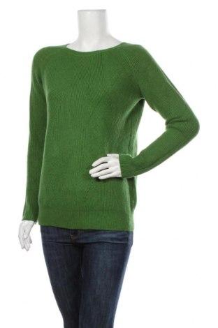 Pulover de femei, Mărime M, Culoare Verde, 45% viscoză, 55% poliamidă, Preț 76,26 Lei
