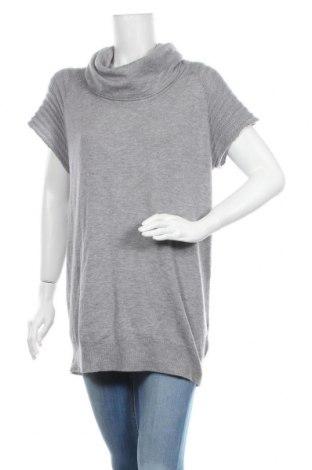 Дамски пуловер Adagio, Размер M, Цвят Сив, 90% памук, 10% кашмир, Цена 9,98лв.