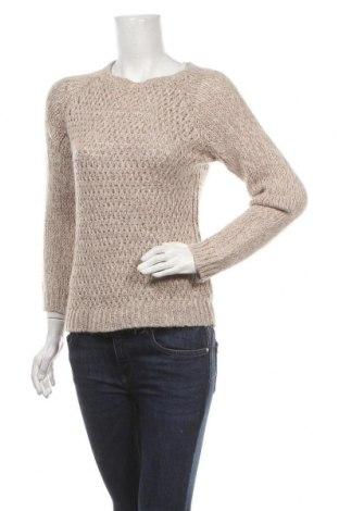Дамски пуловер Apanage, Размер S, Цвят Бежов, Цена 13,70лв.