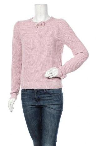 Дамски пуловер Ardene, Размер L, Цвят Розов, Акрил, Цена 11,34лв.