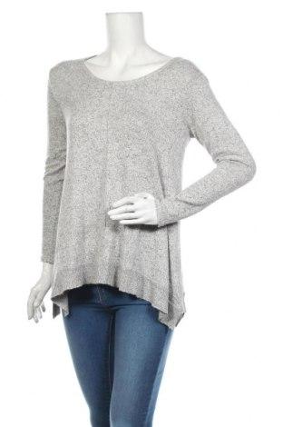 Дамски пуловер Ardene, Размер S, Цвят Сив, 60% памук, 35% вискоза, 5% еластан, Цена 13,86лв.