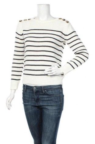 Дамски пуловер Atmosphere, Размер S, Цвят Бял, Акрил, Цена 16,91лв.