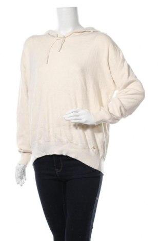 Дамски пуловер Buffalo, Размер XL, Цвят Бежов, 50% вискоза, 28% полиестер, 22% полиамид, Цена 26,46лв.