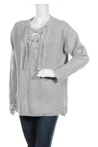 Pulover de femei C&A, Mărime XL, Culoare Gri, Cașmir, Preț 190,03 Lei