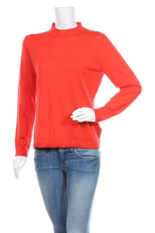Dámský svetr Christian Berg, Velikost L, Barva Oranžová, 70% vlna, 30% Polyacryl, Cena  913,00Kč