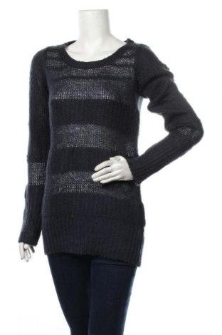 Дамски пуловер Colours Of The World, Размер M, Цвят Син, 100% полиакрил, Цена 13,23лв.
