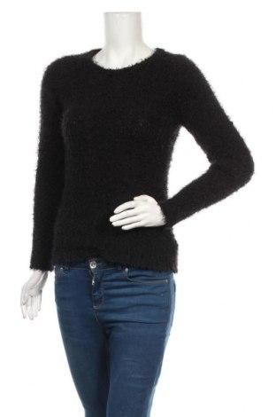 Дамски пуловер Colours Of The World, Размер XXS, Цвят Черен, Полиестер, Цена 7,09лв.