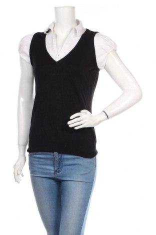 Дамски пуловер Esprit, Размер M, Цвят Черен, 81% вискоза, 19% полиамид, Цена 21,00лв.