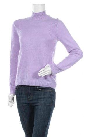 Pulover de femei Esprit, Mărime M, Culoare Mov, Cașmir, Preț 102,79 Lei