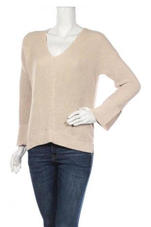 Дамски пуловер Esprit, Размер S, Цвят Бежов, Цена 28,35лв.