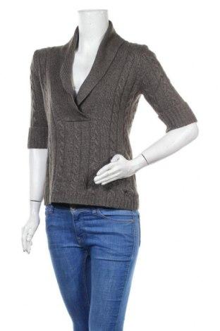 Дамски пуловер Esprit, Размер M, Цвят Сив, 40% вискоза, 24% вълна, 20% полиамид, 10% ангора, 6% кашмир, Цена 22,31лв.