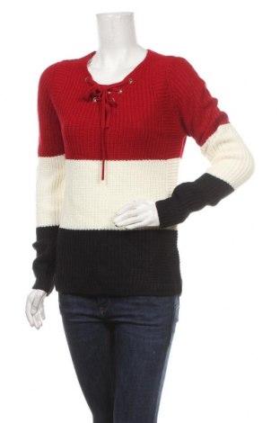 Дамски пуловер My Own, Размер M, Цвят Многоцветен, Цена 30,24лв.