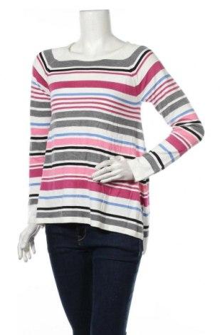Γυναικείο πουλόβερ United Colors Of Benetton, Μέγεθος S, Χρώμα Πολύχρωμο, 45% βισκόζη, 40% πολυεστέρας, 15%ακρυλικό, Τιμή 6,37€