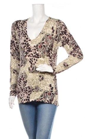 Дамски пуловер Vip, Размер L, Цвят Многоцветен, 80% вискоза, 20% полиестер, Цена 18,95лв.