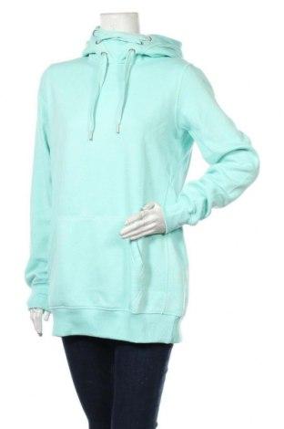 Γυναικείο φούτερ MyMO, Μέγεθος XL, Χρώμα Πράσινο, 65% πολυεστέρας, 35% βαμβάκι, Τιμή 11,36€
