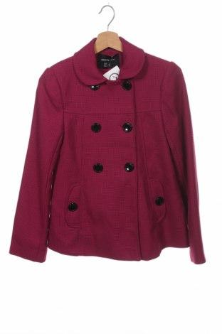 Дамско палто Atmosphere, Размер XS, Цвят Розов, Полиестер, Цена 26,46лв.