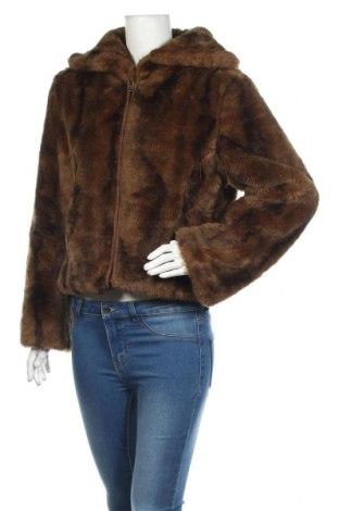 Дамско палто Casa Blanca, Размер M, Цвят Кафяв, 80% полиакрил, 20% полиестер, Цена 47,25лв.